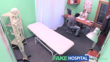FakeHospital Affected person will get the horny remedy