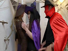 Halloweeny With Anastasia Rose Is Scary Scorching