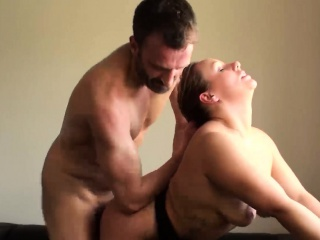 Scorching blonde Ashley Rider will get her tight cunt destroyed arduous
